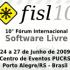 Começa o Fórum Internacional de Software Livre (fisl) em Porto Alegre