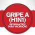 Influenza A H1N1 (gripe suína): Vacinação de jovens de 20 a 29 anos começa nesta segunda