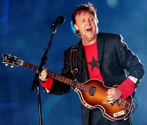 Paul McCartney se casará neste domingo pela 3ª vez