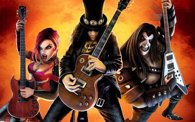Activision Blizzard cancela as franquias dos jogos Guitar Hero e True Crime