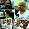 Diretores e estudantes raspam o cabelo para apoiar colega com câncer em MG