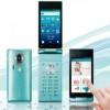 Primeiro smartphone dobrável do mundo também é a prova d'água