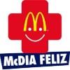 McDia Feliz acontece hoje, troque sanduíches por sorrisos