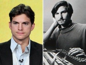 Ashton Kutcher viverá Steve Jobs no cinema