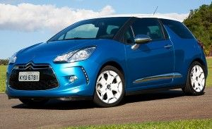 Citroën lança o hot hatch DS3
