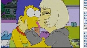 Lady Gaga participa do seriado 'Os Simpsons'