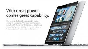 Apple apresenta o novo MacBook Pro