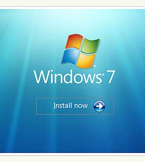 Upgrade do Windows Vista para o Windows 7