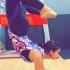 Bruna Marquezine da Show de Flexibilidade
