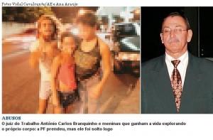 juiz acusado de pedofilia