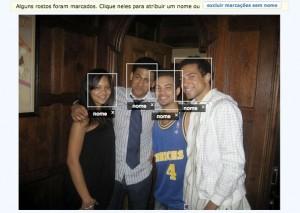 orkut reconhecimento facial