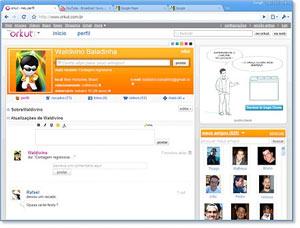 sorteio de convites para o novo orkut