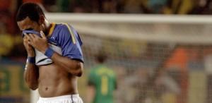 derrota do brasil