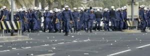 policia-de-bahrein