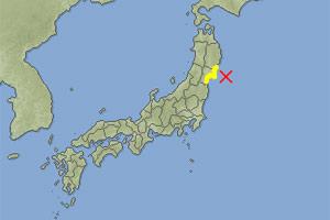 mapa-que-mostra-epicentro-de-tremor-japao-tsunami