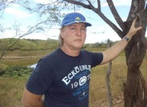 O empresário e corretor de imóveis Cláudio Arruda