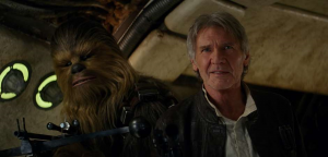 Harrison Ford no Star Wars