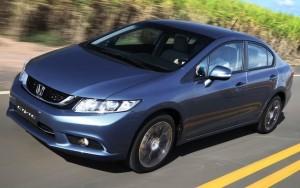 4 Honda Civic EXR