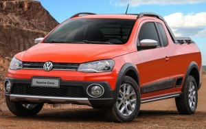 8 Volkswagen Saveiro