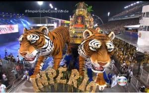 Império da Casa Verde é a Campeã Paulista do Carnaval