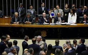 Lista dos deputados da comissão do impeachment
