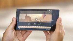 Sony lança primeiro smartphone com tela 4k no Brasil