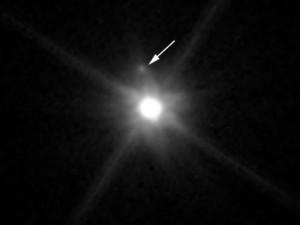 Hubble encontra lua em planeta-anão Makemake