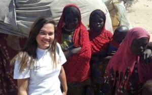 Uma brasileira entre refugiados e ataques de meninas suicidas no Chade