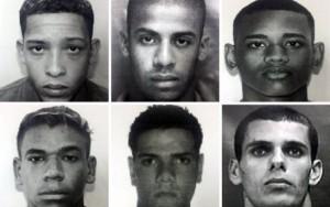Polícia cumpre mandados de prisão de seis suspeitos de estupro coletivo no Rio