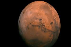 Marte tem final de semana mais brilhante em uma década