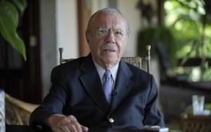 """""""Odebrecht é metralhadora"""", diz Sarney em conversa gravada com Sérgio Machado"""