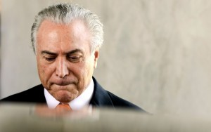 Ministro do Supremo libera julgamento de ação que pede impeachment de Temer