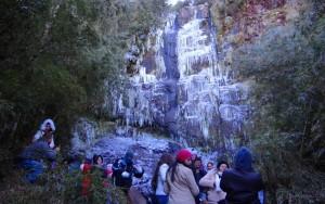 Madrugada em Santa Catarina tem temperaturas abaixo de zero em 38 municípios