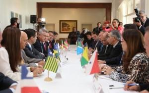 Governadores do Norte e do NE pleiteam ajuda financeira após Temer socorrer Rio