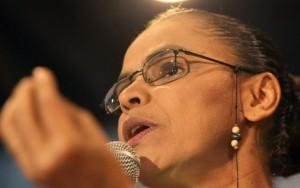 Marina diz que vai esperar PSB para comentar suposto esquema com avião de Campos