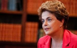 Dilma diz a jornal que não foi convidada para abertura das Olimpíadas