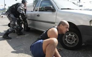 Quatro pessoas ficam feridas em tiroteio na zona norte do Rio