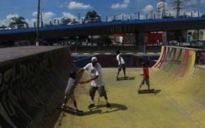 A surpreendente dívida de gratidão de traficantes com um instrutor de skate