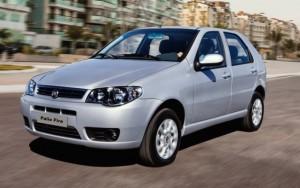 Os 10 carros mais roubados em São Paulo no 1º semestre