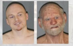 Fugitivo se disfarça de idoso para escapar da polícia nos EUA, mas acaba preso