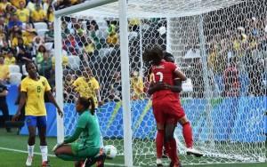 Seleção feminina perde do Canadá em SP e fica sem o bronze no futebol