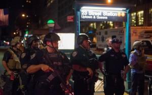Após explosão em NY, mais cinco bombas são encontradas em estação de trem