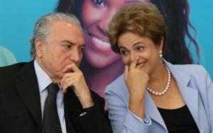 Justiça Eleitoral diz à PF que Dilma e Temer respondem por contas investigadas