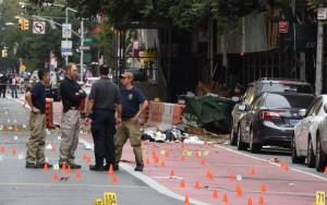 """Governador de Nova York diz que explosão foi """"ato de terrorismo"""""""