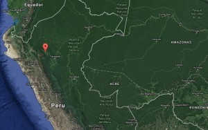 Tremor atinge província no Peru