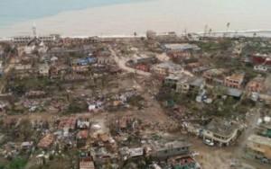 Avião da FAB leva barracas e mantimentos para desabrigados no Haiti