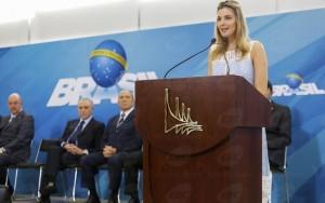 Com Marcela Temer como embaixadora, governo lança o programa Criança Feliz