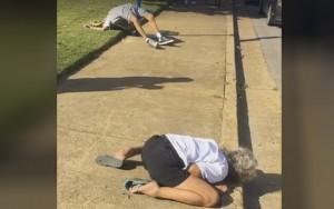 """Vídeo de casal sofrendo overdose da droga """"sais de banho"""" causa polêmica nos EUA"""