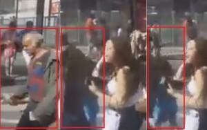 Pai grava tentativa de sequestro de criança na Paulista