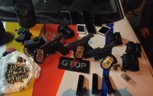 Seguranças da Presidência da República são presos por roubo no DF